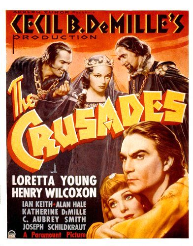 Loretta Young in The Crusades (1935)