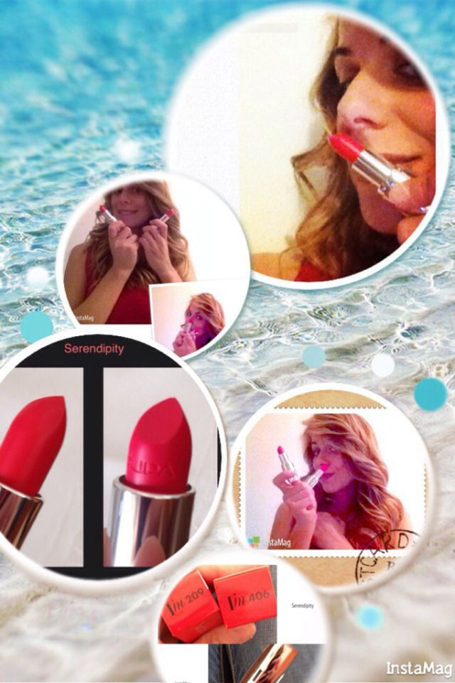#Happy #Monday with #Pupa #lipsticks now on my #fashionblog www.robyzlfashionblog.com #style #look #fashion #robyzl #serendipity #love #me #today #ootd #look