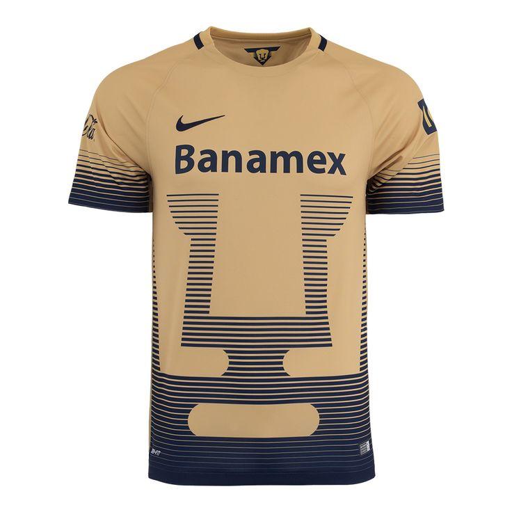 Pumas UNAM (Mexico) - 2015/2016 Nike Home Shirt