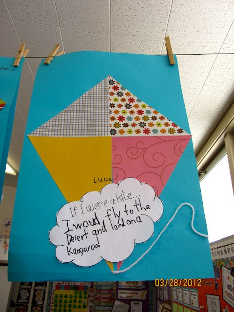 Cute kites: Spring Writing Kindergarten, Kindergarten Spring Writing, Writing Prompts, Teacher Bit, Baby Freebies, Earth Day, Classroom Ideas, Writing Activities, Art Projects