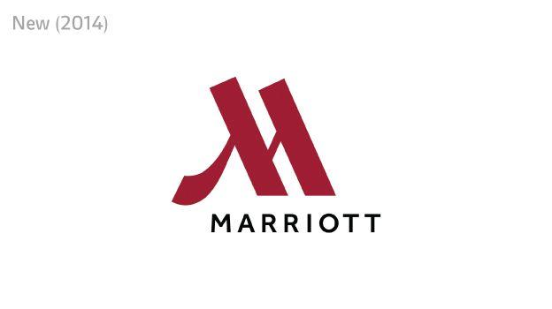 Marriott Hotel New Logo (2014)