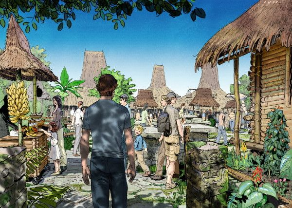 Mary Hohler Zoo Islands Official Start Of Construction