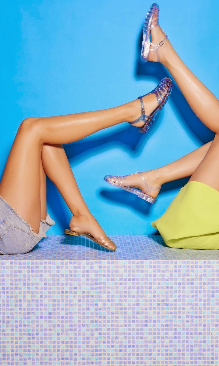 Nueva Colección Primavera Verano 2015 Cangrejeras IGOR  #cangrejeras #jellyshoes #igor #igorshoes #moda #campaña #newseason #ss2015 #moda #tendencias #shooting