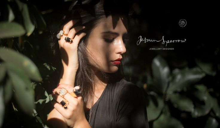 Little Lot   Blue Sunday from Jasmin Sparrow Jewellery