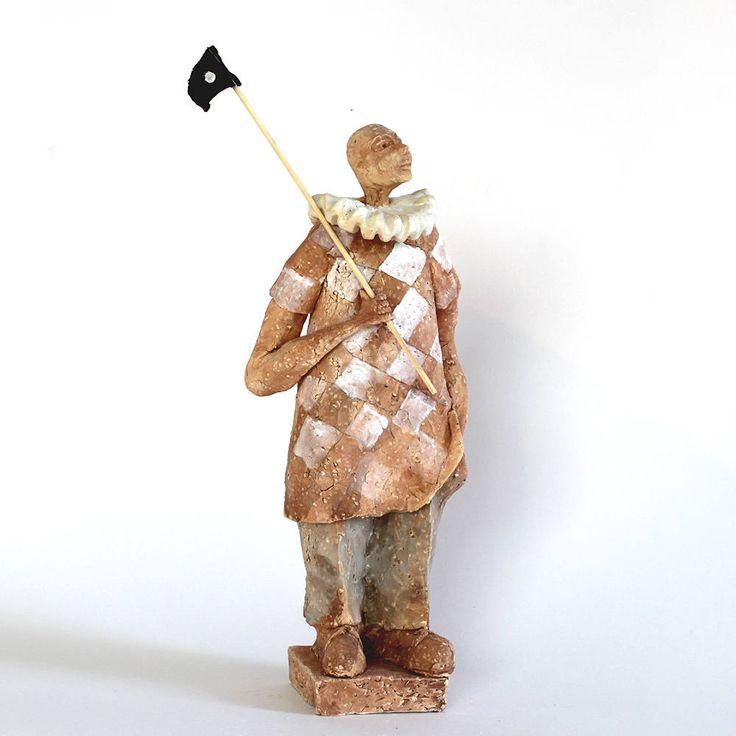 The White Dot, ceramic, ceramic sculpture, art fine ceramic by arekszwed on Etsy