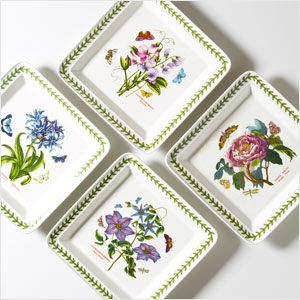 """Portmeirion & Spode -                                                                        Spode """"Spode Christina"""" 11in Serving Bowl                                 Spode """"Spode Christina"""" Set of 4 9in Salad Plates                                 Spode """"Spode Christina"""" 12pc...  #Bowl, #Bucket, #Casserole, #Diffuser, #Dinnerware, #Earthenware, #Lamp, #Mat, #Mitt, #Napkin, #Oven, #Pan, #Porcelain, #Vase"""