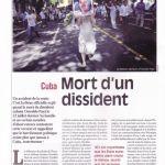 """""""Muerte de un disidente"""". Jacobo Machover"""