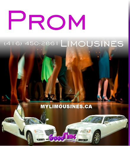 Toronto Limo Service, providing Toronto with SUV Limos, Stretch Limousines, Party Buses and Exotic Limousine Service.