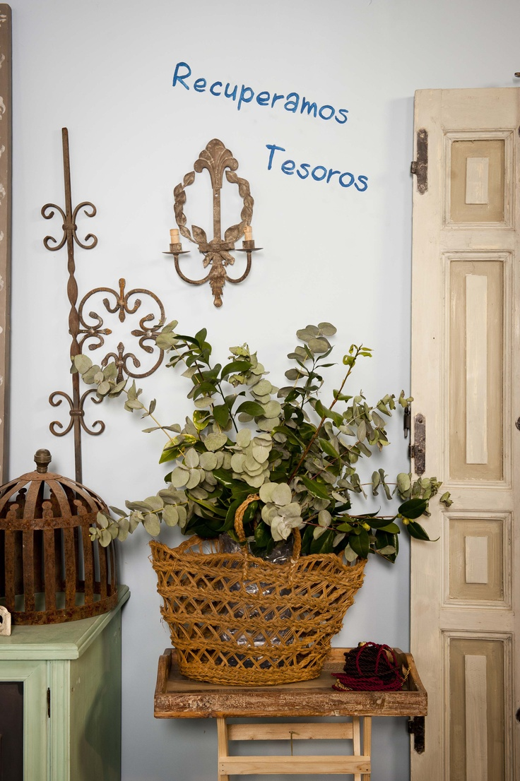 Detalle del taller de chus cano - Talleres cano madrid ...