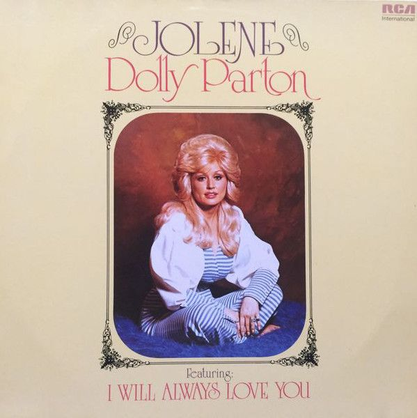 Dolly Parton - Jolene (Vinyl, LP, Album) at Discogs