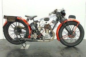 Terrot HST 1930 350cc 1 cyl sv