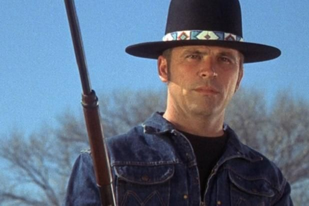 "Tom Laughlin, Star of 'Billy Jack,' Dead at 82 The Legend of Billy Jack was and still is worth watching.  And the song that came from that movie - One Tin Soldier"" has a timeless message."