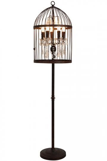 vertiline floor lamp rustic floor lamps unique floor lamps - Unique Floor Lamps