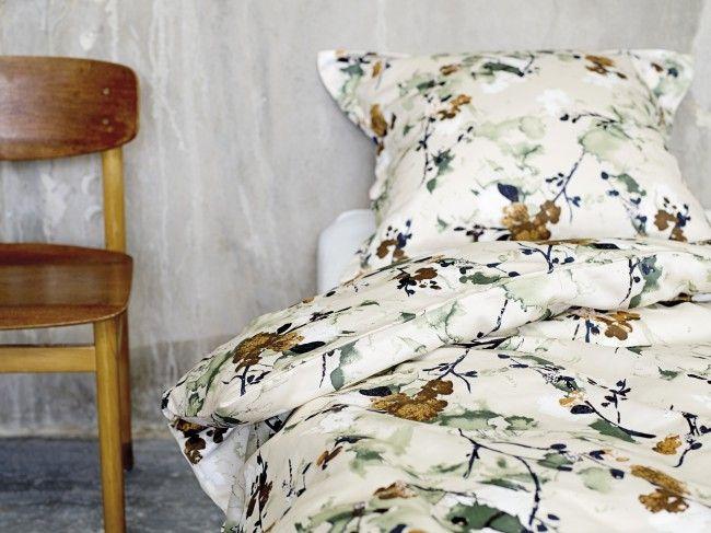 Södahl ´Glorious garden´ sengetøj 140x200 cm- natur