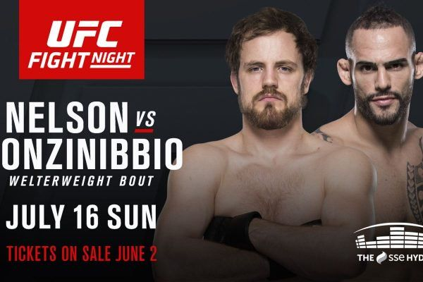 How to Watch UFC Fight Night 113 Live Online