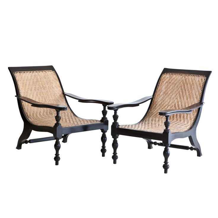 Anglo-Indian Plantation Chair in Ebony - 23 Best Plantation Chairs Images On Pinterest Chairs, Colonial