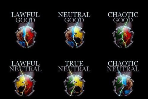 I Am Chaotic Good Makes Sense Slytherin And Gryffindor Mischief