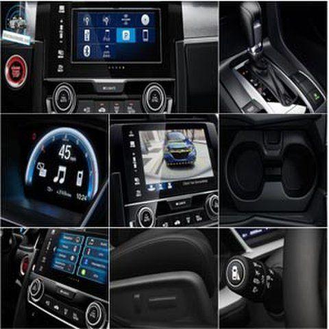 Honda Civic Hatchback Turbo Berteknologi Canggih | KASKUS