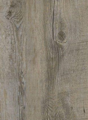 Grijze houtlook pvc vloer. De beste geleider voor vloerverwarming en niet te onderscheiden van echt hout. Verkrijgbaar bij Handyfloor v.a. €17,95 /m2