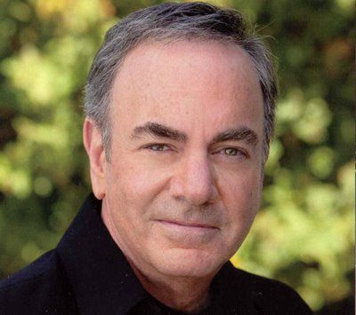 Neil Diamond...go ahead...make fun of me! I've liked him as long as I can remember!