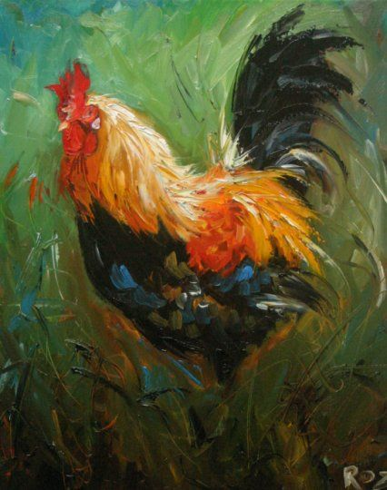 Best 25 Rooster Art Ideas On Pinterest Roosters