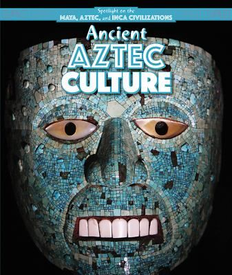 The Aztec civilization -- Creating a capital -- The social system -- The Aztec language -- By the numbers -- Aztec religion -- Funerals and the afterlife -- Successful farmers -- A culture of city-states -- Art, jewelry, and clothing -- Warriors and weapons -- Fun and games -- The collapse of a culture -- What was left behind.