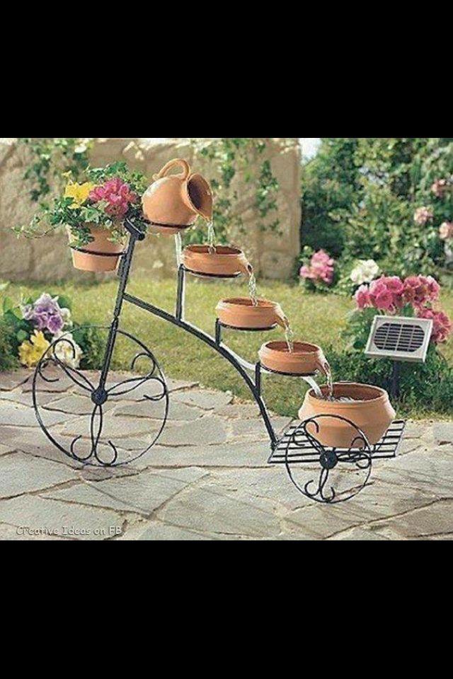 M s de 25 ideas fant sticas sobre fuentes de agua en for Fuentes ornamentales jardin