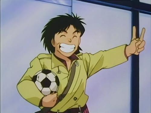 Resultado de imagen para captain tsubasa aoi gif