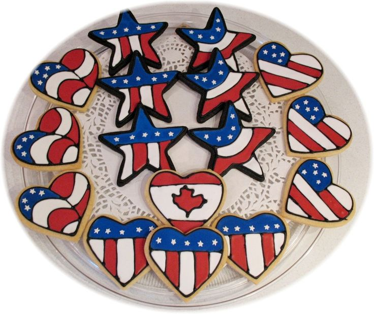 4Th Of July Independence Day Cookies 4Th Of July Independence Day Cookies NFSC and Chocolate NFSC with Antonia74 Royal Icing. Credit for design goes to Sweetriley and CookieD-... #4th-of-july #patriotic #independence-day #american-flag #usa #july-4th #cakecentral