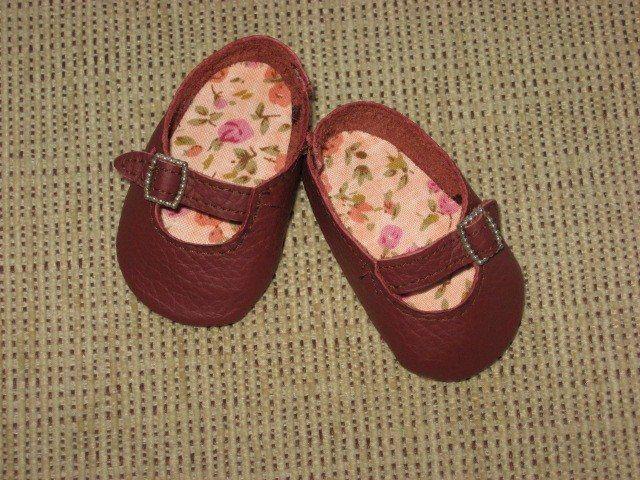 Кукольная обувь