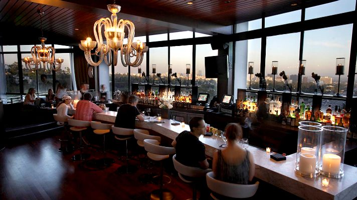 Whether you're staring out at a sunset over the Pacific or gazing at the skyline of Downtown Los Angeles, discover the top 10 Los Angeles bars with a view.