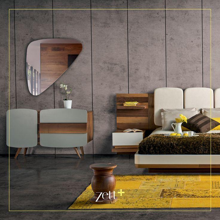 Soft Yatak Odası; yuvarlak hatlarıyla yumuşacık dokunma hissi yaratıyor. #zettplus #mobilya #furniture #ahşap #wooden #yatakodasi #bedroom #yemekodasi #diningroom #ünite #tvwallunits #yatak #bed #gardrop #wardrobe #masa #table #sandalye #chair #konsol #console #dekor #decor #dekorasyon #decoration #koltuk #armchair #kanepe #sofa #evdekorasyonu #homedecoration #homesweethome #içmimar #icmimar #evim #home #inegöl #bursa #turkey
