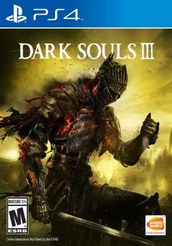 [Redbox] Dark Souls III - PS4/X1 ($9.99) Used/Physical US