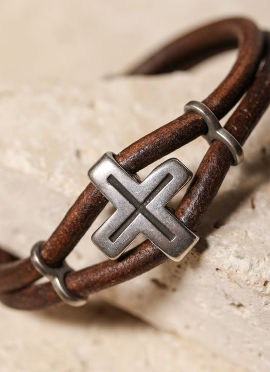 10 best images about products christian bling on pinterest mens giftschristian jewelrybraceletleatherpewtereasterconfirmation gifts for mengift for boyfriendhusbandfathers day negle Images