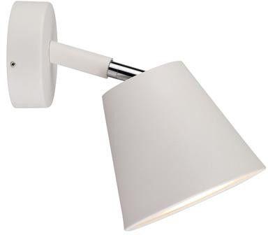 KampanjaHinnoin! ERÄ! Nordlux IP S6 Kylpyhuonevalaisin Valkoinen 8W SMD LED GU10 IP44 - Talotarvike.com
