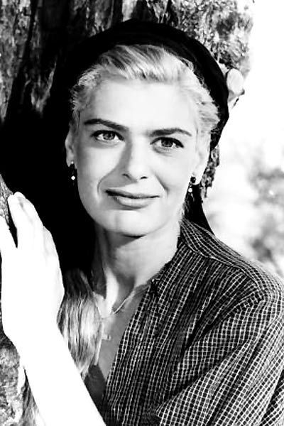 MELINA MERCOURI nee' MARIA AMALIA MERCOURI 10-18-1920 til 03-06-1994 (73) GREEK ACTRESS, SINGER & POLITICIAN.
