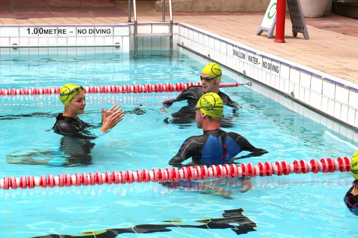 Keri-anne Payne's top five tips to improve your swimming