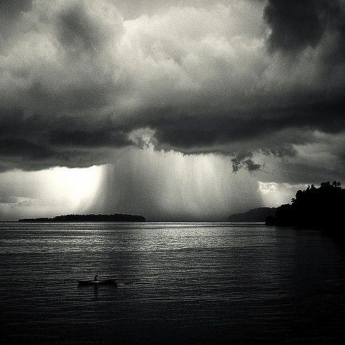 Photos, Sky, White Photography, Nature, Black And White, Hengki Koentjoro, Storms Clouds, Black White, Rain