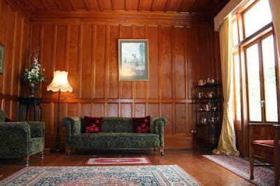 Desain Ruang Tamu Tradisional Gaya Modern http://www.hargarumah.info