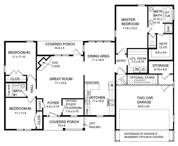 44 best 1600 square foot plans images on pinterest house for 1600 to 1700 square foot house plans