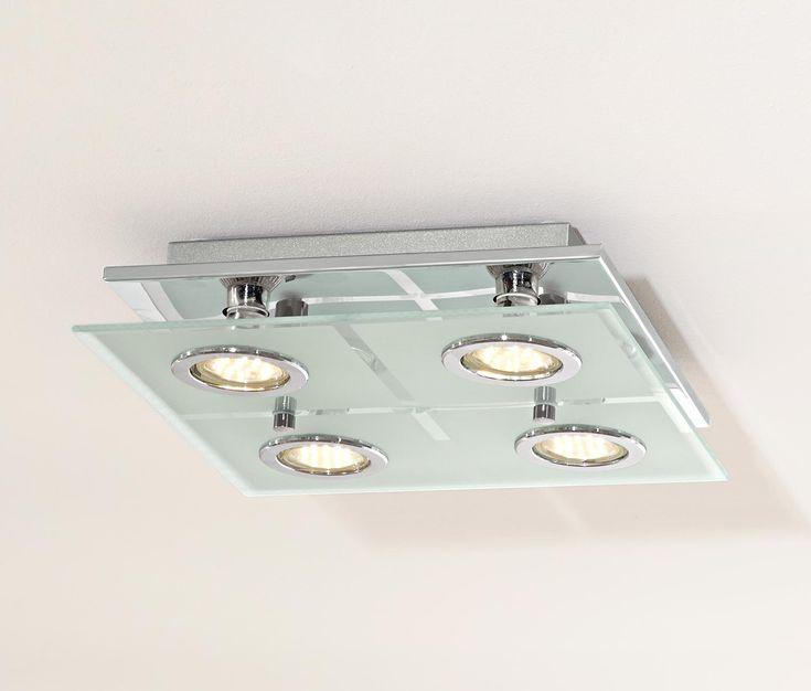 Stropní svítidlo s LED