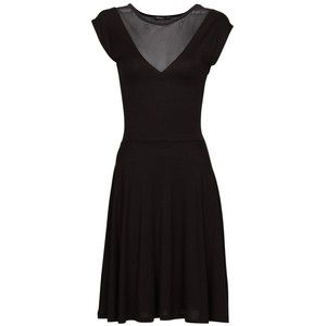 Black Mango Dress