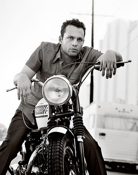 Vince Vaughn in his youth