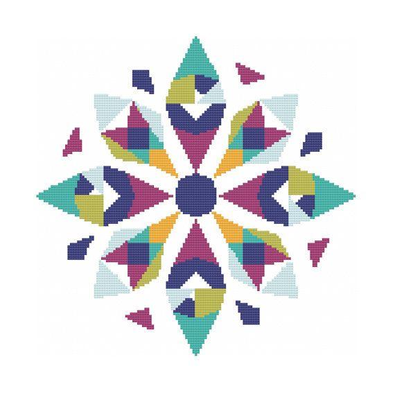Best ideas about cross stitch geometric on pinterest