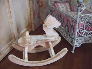 Minisonja: Baby Shabby Chic Boutique part 24 - rocking horse