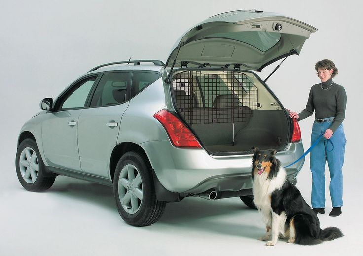 Midwest Home for Pets offers you an alternative barrier for your pet's safety and protection. The Wire Mesh Pet Barrier has a rubber component that protects your vehicle's interior as well as your pets. It is fully adjustable and can accommodate nearly all vehicles. Made of black electro-coated finish cut glare for better and easy visibility, Midwest Home for Pets can truly make a difference the way you treat and care for your pets.