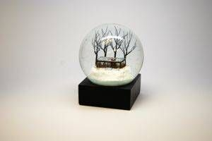 Glass House Snow Globe – Philip Johnson Glass House Online Store