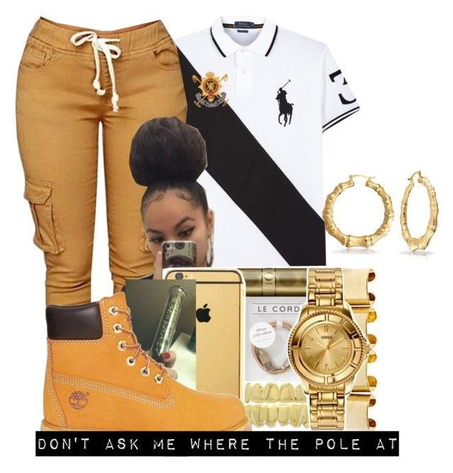 """""""❤"""" by kitty-ma ❤ liked on Polyvore featuring Polo Ralph Lauren, Timberland and Bling Jewelry"""