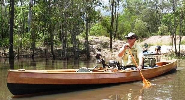 1000+ images about boat -- ply canoe on Pinterest | Plywood Boat Plans ...