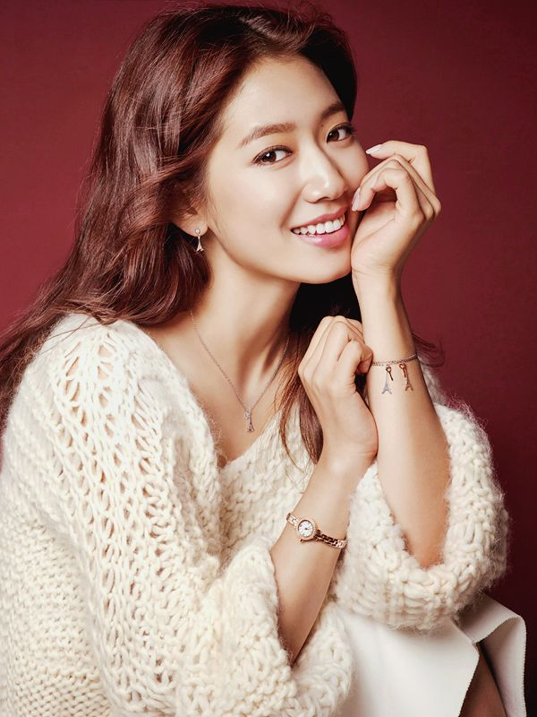 Park Shin Hye for AGATHA Paris